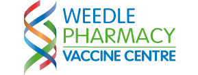 Weedle Pharmacy Logo